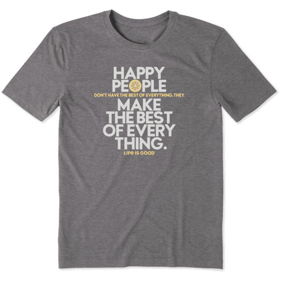 Men's Happy People Cool Tee