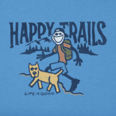 Men's Happy Trails Crusher Tee