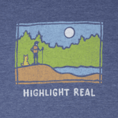 Men's Highlight Reel Cool Tee