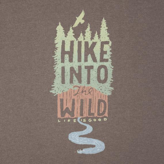 Men's Hike Into The Wild Crusher Tee