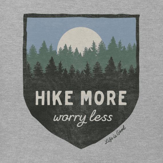 Men's Hike More Crusher Tee