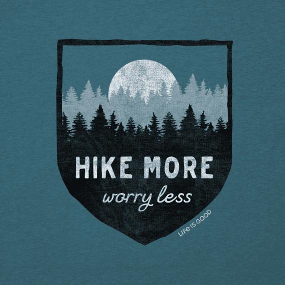 Men's Hike More Cool Tee