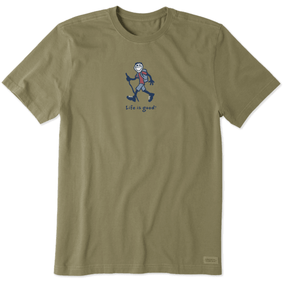 Men's Hiking Jake Vintage Crusher Tee