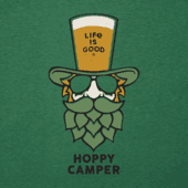 Men's Hoppy Camper Cool Tee