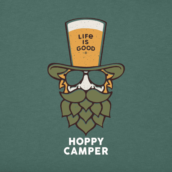 Men's Hoppy Camper Crusher Tee