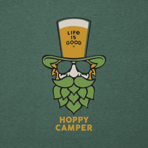 Men's Hoppy Camper Long Sleeve Cool Tee