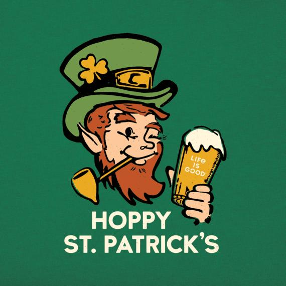 Men's Hoppy St. Patrick's Crusher Tee