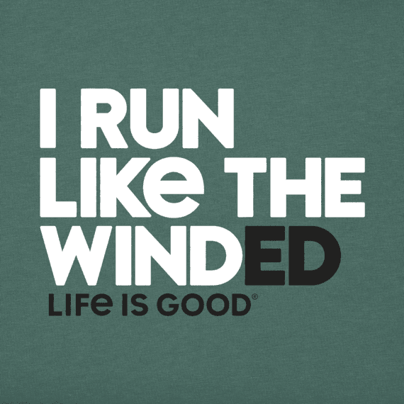Men's Run Like The Winded Cool Tee