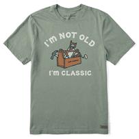 Mens I'm Classic Tool Box Crusher Tee