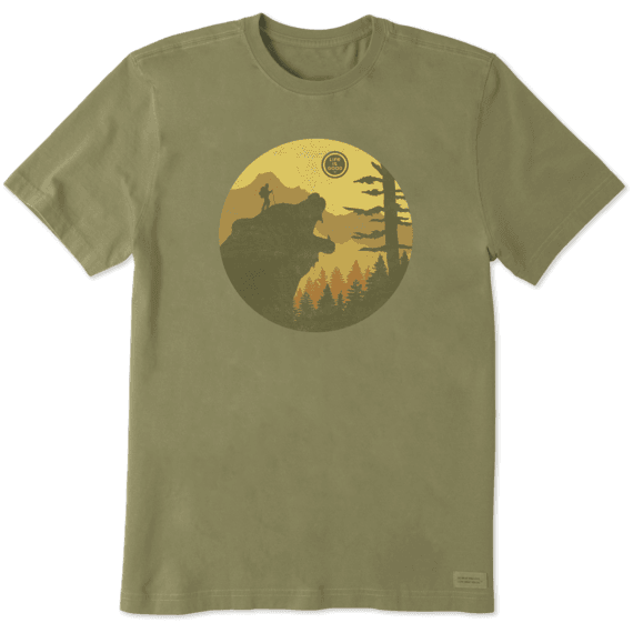 Men's Into The Wild Crusher Tee