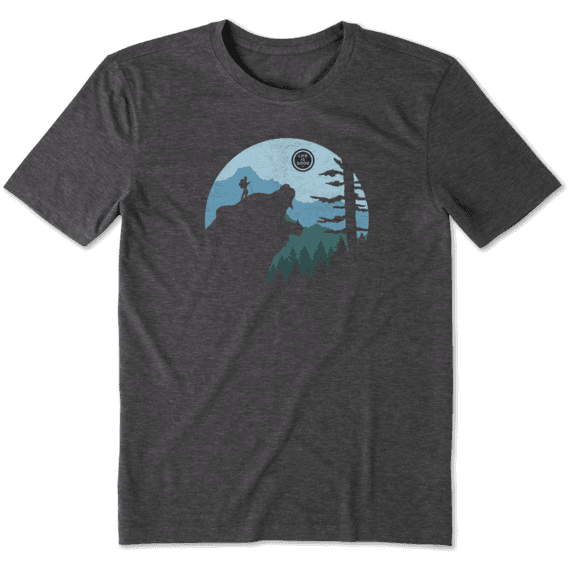 Men's Into The Wild Cool Tee