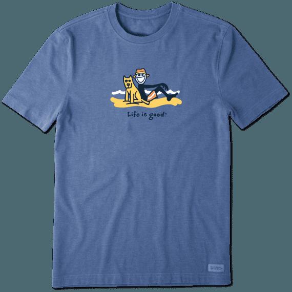 Men's Jake & Rocket Beach Chill Vintage Crusher Tee