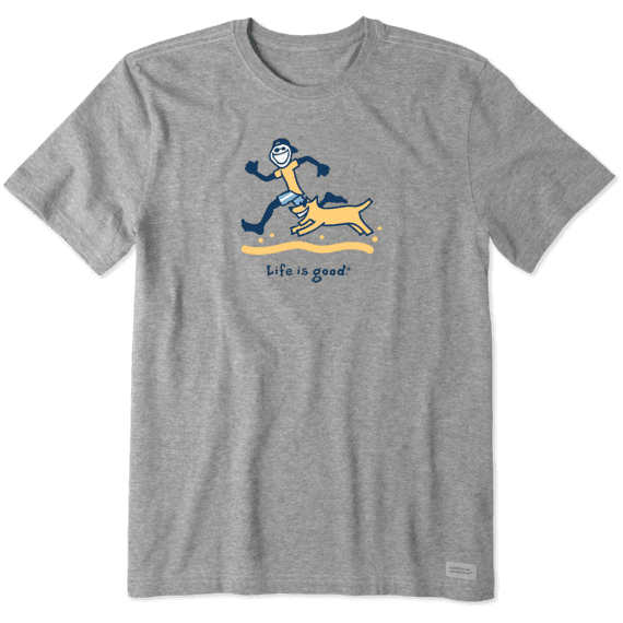 Men's Jake & Rocket Beach Run Vintage Crusher Tee