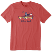 Men's Jake Kayak Crusher Tee