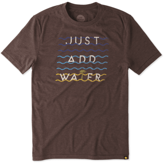 Men's Just Add Water Cool Tee