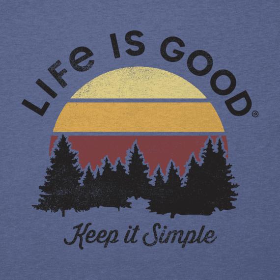 Men's Keep It Simple Cool Tee