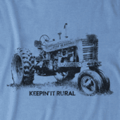 Men's Keepin' It Rural Crusher Tee
