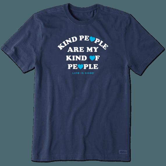 Men's Kind People Crusher Tee