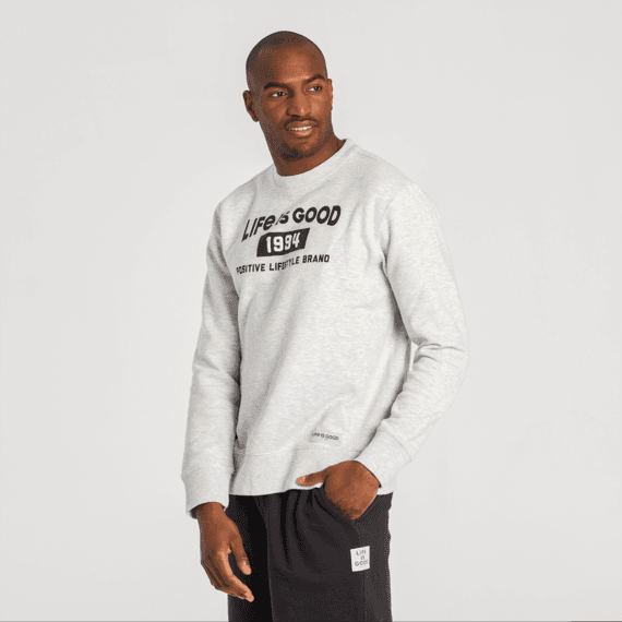 Men's LIG 94 Simply True Fleece Crew