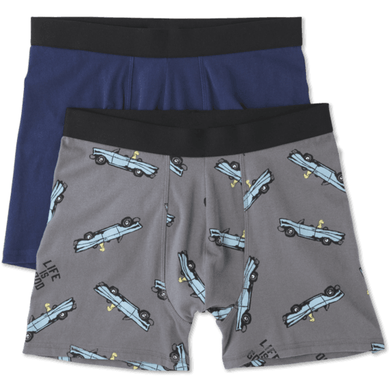 Men's LIG Air Conditioning Boxer Brief Set