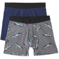 Men's LIG Air Conditioning Boxer Brief Set