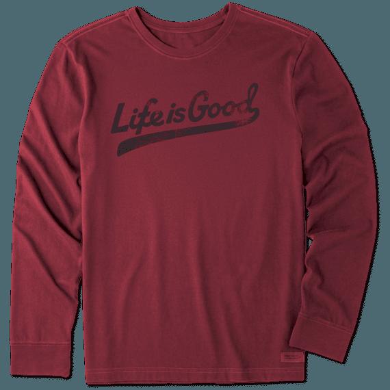 Men's LIG Ballyard Long Sleeve Crusher Tee