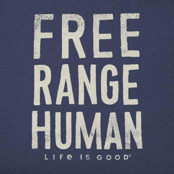 Men's LIG Free Range Human Crusher Tee