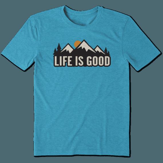 Men's LIG Mountains Cool Tee
