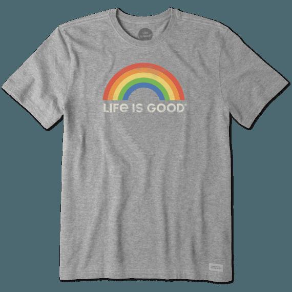 Men's LIG Rainbow Crusher Tee