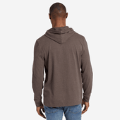 Men's LIG Stacked Hooded Long Sleeve Crusher Tee