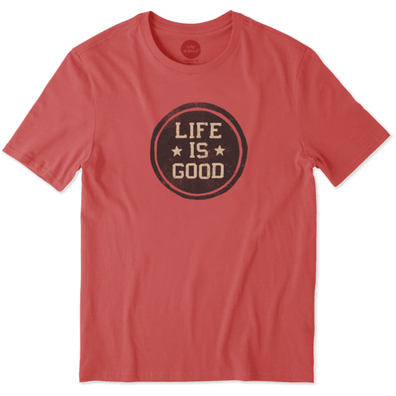 Men's LIG Stamp Smooth Tee