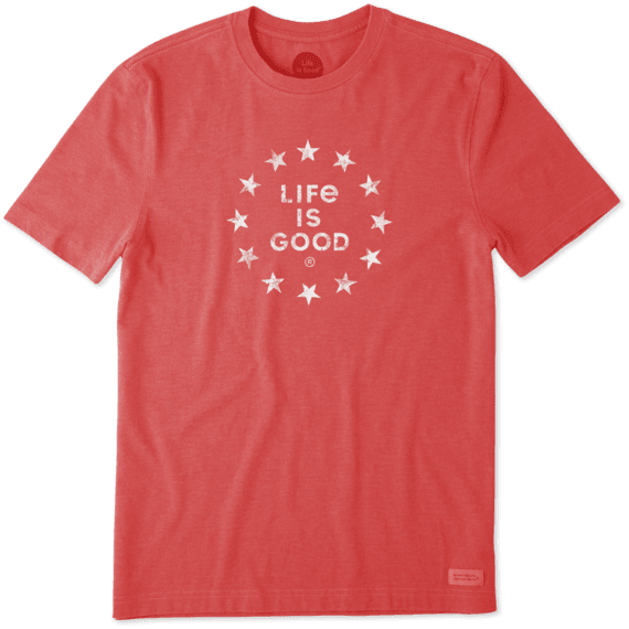Men's LIG Stars Coin Crusher Tee