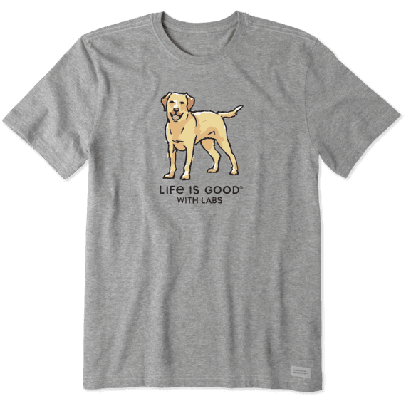 Men's LIG With Labs Crusher Tee