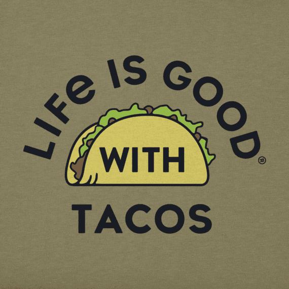 Men's LIG With Tacos Crusher Tee