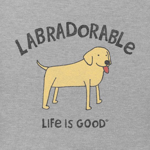 Men's Labradorable Crusher Tee