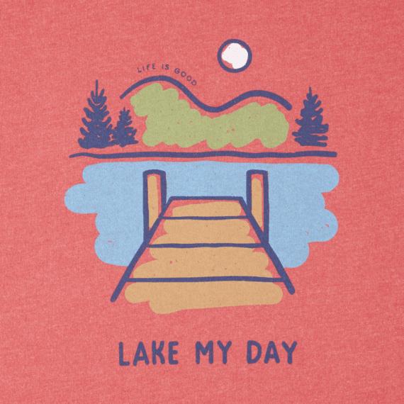 Men's Lake My Day Crusher Tee