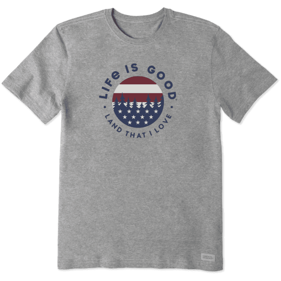 68d7a0e87 Men's Patriotic T-Shirts & Apparel | Life is Good® Official Site