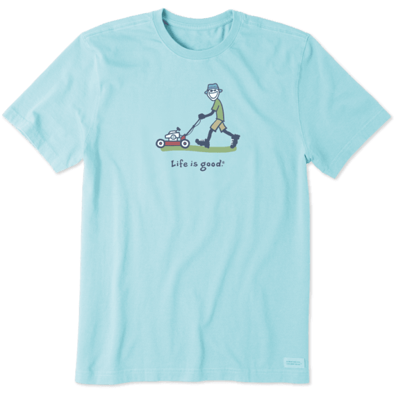 Men's Lawnmower Jake Vintage Crusher Tee