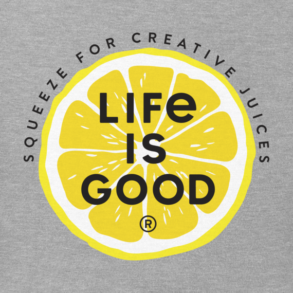 Men's Lemon Squeeze Crusher Tee