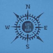Men's LIG Compass Crusher Tee