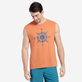 Men's LiG Compass Smooth Muscle Tees