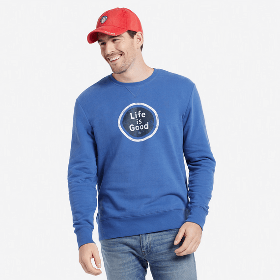 Men's LIG Sphere Go-To Crewneck Sweatshirt