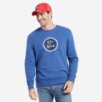 Men's LIG Sphere Go-To Crewneck Sweatshirt