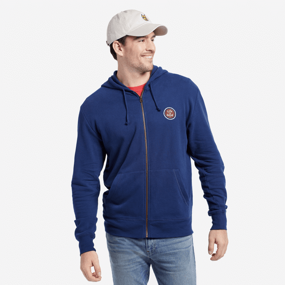 Men's LIG Sphere Go-To Zip Hoodie