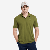 Men's LIG Stacked Polo