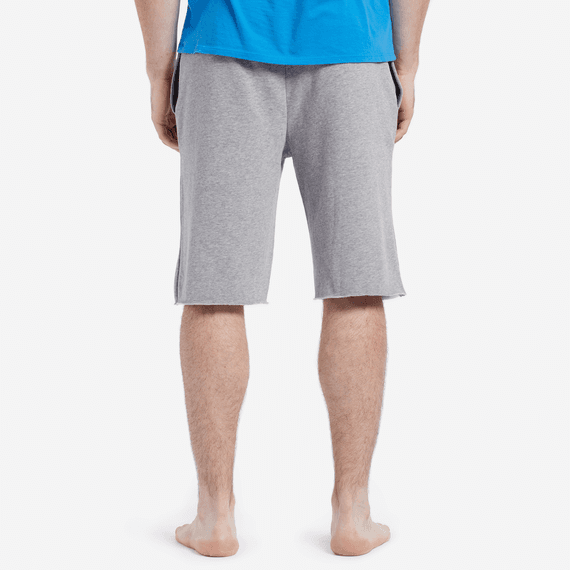 Men's LIG Wordmark Fleece Lounge Short
