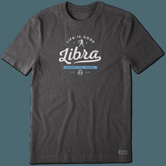 Men's Libra Crusher Tee