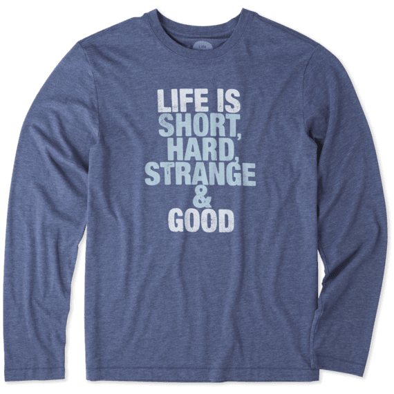 Men's Life Is Strange Good Long Sleeve Cool Tee