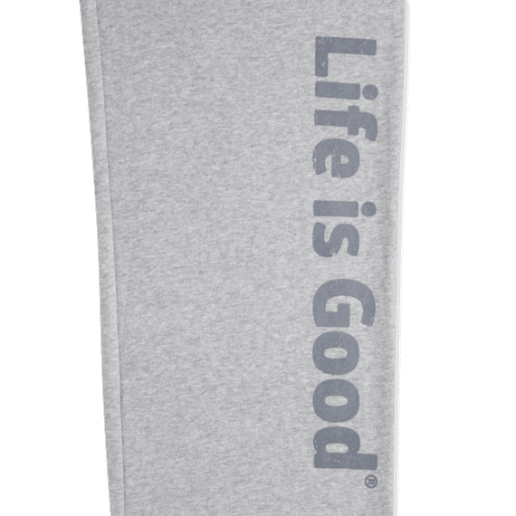 Men's Life is Good Bold Lounge Pants