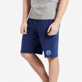Men's Life is Good Dot Lounge Shorts